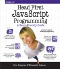 Image for Head first JavaScript programming