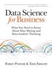Image for Data science for business