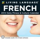 Image for Living Language : French 2014 Box Calendar