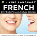 Image for Living Language: French 2017 Day-to-Day Calendar