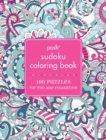 Image for Posh Sudoku Adult Coloring Book : 100 Puzzles for Fun & Relaxation