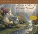 Image for Thomas Kinkade Special Collector's Edition with Scripture 2018 Deluxe Wall Calendar
