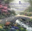 Image for Thomas Kinkade Painter of Light with Scripture 2018 Mini Wall Calendar