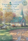Image for Thomas Kinkade Painter of Light with Scripture 2018 Pocket Planner