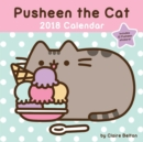 Image for Pusheen the Cat 2018 Wall Calendar