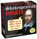 Image for Shakespearean Insults 2019 Day-to-Day Calendar