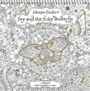 Image for Ivy and the Inky Butterfly 2019 Coloring Wall Calendar : A Magical 2019 Calendar to Color