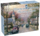 Image for Thomas Kinkade Painter of Light with Scripture 2019 Day-to-Day Calendar