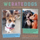 Image for We Rate Dogs 2019 Square Wall Calendar
