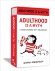 Image for Sarah Scribbles: Adulthood is a Myth 2019 Deluxe Day-to-Day Calendar