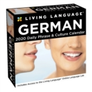 Image for Living Language: German 2020 Day-to-Day Calendar