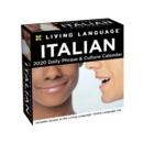 Image for Living Language: Italian 2020 Day-to-Day Calendar