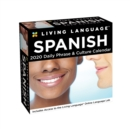 Image for Living Language: Spanish 2020 Day-to-Day Calendar