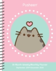 Image for Pusheen 2019-2020 Weekly/Monthly Planner Calendar