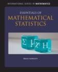 Image for Essentials of mathematical statistics