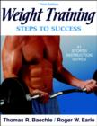 Image for Weight training  : steps to success