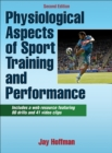 Image for Physiological aspects of sport training and performance