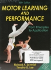 Image for Motor learning and performance  : from principles to application