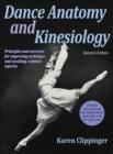Image for Dance anatomy and kinesiology