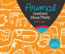 Image for Animal Doodles Place Mats