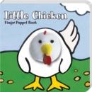 Image for Little chicken  : finger puppet book