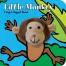 Image for Little Monkey: Finger Puppet Book