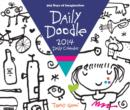 Image for Daily Doodle 2014 Daily Calendar