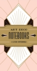 Image for Art Deco Notebooks