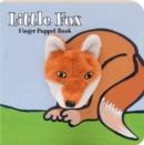 Image for Little fox  : finger puppet book