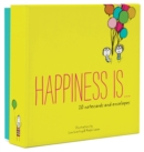 Image for Happiness Is . . . 20 Notecards and Envelopes