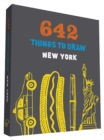 Image for 642 Things to Draw: New York (pocket size)