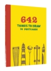 Image for 642 Things to Draw: 30 Postcards