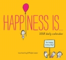 Image for 2018 Daily Calendar: Happiness Is