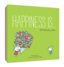 Image for Happiness Is . . . 20 Thank You Notes