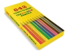 Image for 642 Things to Draw Colored Pencils