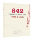 Image for 642 Things About You (That I Love)