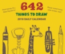 Image for 2018 Daily Calendar: 642 Things to Draw
