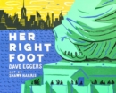 Image for Her right foot