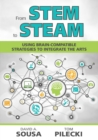 Image for From STEM to STEAM  : using brain-compatible strategies to integrate the arts