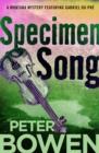 Image for Specimen Song