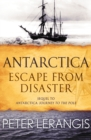 Image for Antarctica: Escape from Disaster