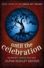 Image for Until the celebration