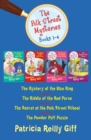 Image for The Polk Street Mysteries, Books 1-4: The Mystery of the Blue Ring, The Riddle of the Red Purse, The Secret at the Polk Street School, and The Powder Puff Puzzle