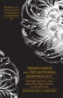 Image for Inheritance and Inflectional morphology: Old High German, Latin, Early New High German, and Koine Greek : 94