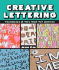 Image for Creative lettering  : techniques & tips from top artists