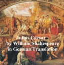 Image for Julius Caesar in German Translation
