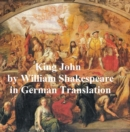 Image for Leben und Tod des Koenigs Johann (King John in German translation)