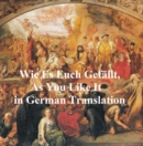 Image for Wie Es Euch Gefallt (As You Like It in German translation)