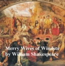Image for Merry Wives of Windsor, with line numbers