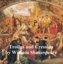 Image for Troilus and Cressida, with line numbers